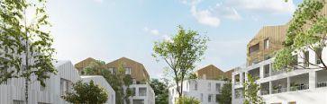 Cœur de Ville : les premières constructions  cet automne