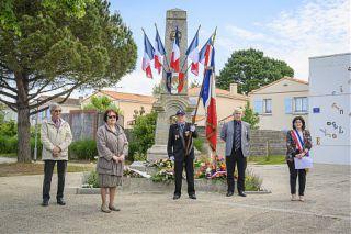 8 mai 2020 : retour en images sur la cérémonie de commémoration