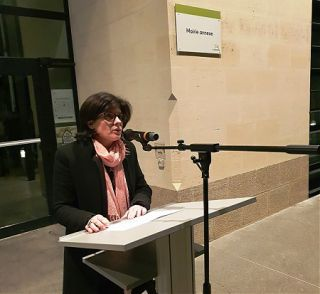 Message de Christelle Scuotto, Maire des Sorinières