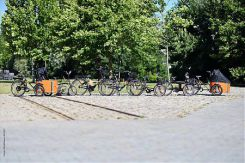 Bénéficier de la subvention à l'achat de vélo cargo ou familial