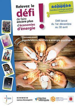 Devenez une famille à énergie positive !