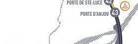 Le p�riph�rique est ext�rieur ferm� du 6 juillet au 21 ao�t