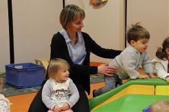 La petite enfance aux Sorinières, une offre renforcée !