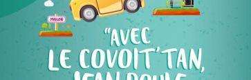 Covoit' Tan : la voiture au prix d'un ticket de tram