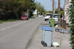 Des aménagements de sécurité  rue de la Haussière