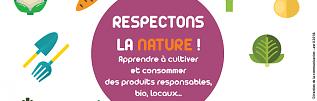 Semaine du développement durable : respectons la nature
