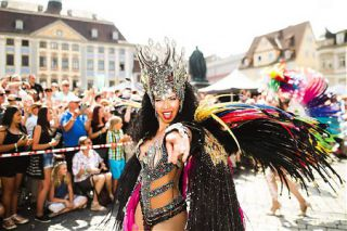 Parade festive pour le Festival de la Portée Sud, des déviations en centre-ville