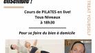 Bougeons ensemble, cours de pilates en live, gratuit !
