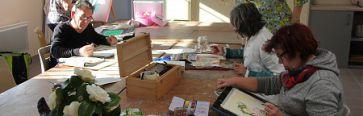 Des ateliers municipaux d'arts plastiques et de th��tre