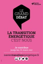 Transition énergétique: le grand Débat