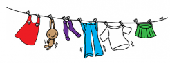 Bourse aux vêtements de printemps : dépôt des vêtements