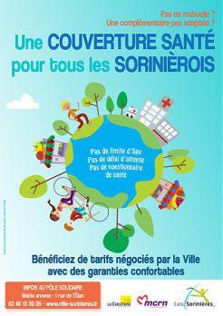 Une couverture santé pour tous les Sorinièrois