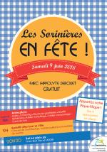 Le 9 juin, les Sorinières en Fête !