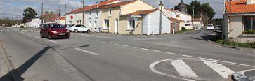 Travaux : réaménagement du carrefour du Champ de Foire