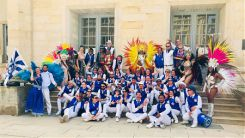 Flor Carioca & Capoeira Na Roda Da Vida (Festival de la Portée Sud)