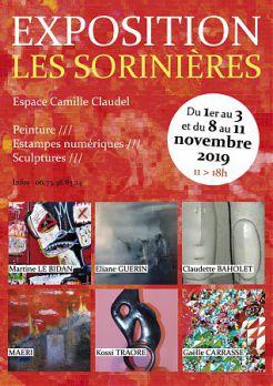 Six peintres à Camille Claudel