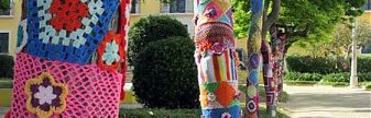 Du tricot urbain aux Sorinières !