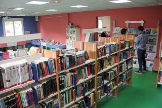 Nouvelle jeunesse pour la bibliothèque