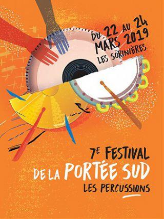 Le Festival de la Portée Sud, au rythme des percussions