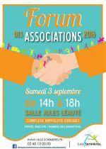 Forum des associations : rencontrez-les, inscrivez-vous !