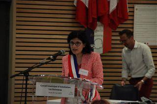 Christelle Scuotto réélue maire des Sorinières