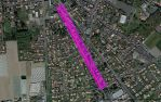 Travaux d'assainissement rue des Lauriers : présentation du futur chantier