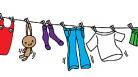 Bourse aux vêtements d'hiver - dépôt des vêtements