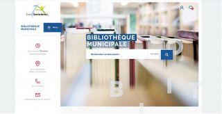 Nouveau : un site internet pour la bibliothèque !