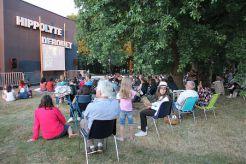 Soirée plein-air : spectacle et ciné