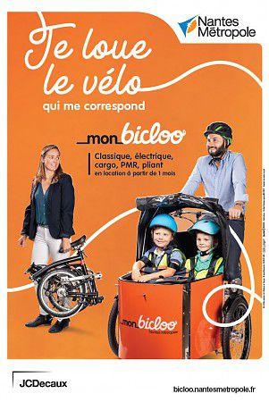 Profitez des nouveaux Bicloo !