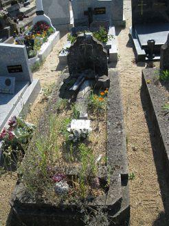 Reprise de concessions au cimetière centre