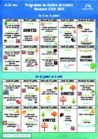 Plannings 6-12 ans juillet compressed