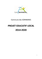 Projet Educatif Local